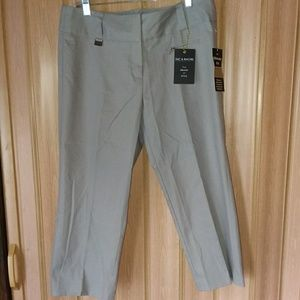 NWT💖ZAC & RACHEL💖Capri pants sz 8